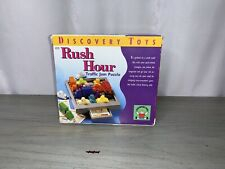New listing Discovery Toys Rush Hour Traffic Jam Puzzle Game Brand New In Sealed Box