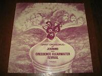 Jeronimo & Creedence C. R.-Spirit Orgaszmus,1970y, pink BI 1527 Germany( NM.)