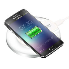 Qi Wireless Charger Pad Charging Dock for iPhone X/8/8 Plus Galaxy S9/S8+/Note 8