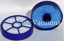 Washable & Reusable Pre and Post-Motor HEPA Filter Kit for Dyson DC33 Vacuums