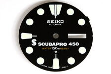Dial for Seiko divers 6306 and 6309 models - Scubapro 450