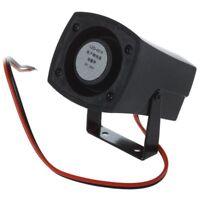 SODIAL (R) LZQ-401K DC (12V, 24V) 80mA Industrial Electronic Alarm Buzzer Sirene