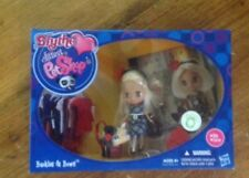 Littlest Pet Shop Blythe Doll With Pet #1618 - BUCKLES & BOWS Playset - NEW!