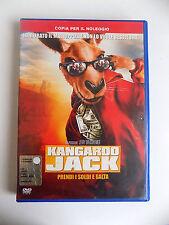 "DVD ""KANGAROO JACK PRENDI I SOLDI E SALTA"" JERRY BRUCKHEIMER 2003 WB  - A8"