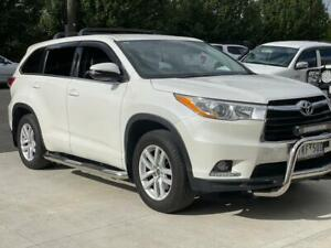 Side Steps Running Boards to Suit Toyota Kluger 2014 2015 2016 2017 2018 2019 20