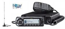 Icom ID-4100A VHF/UHF D-STAR Mobile Transceiver w/ Comet Mobile Mag-Mount Ant.