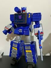Transformers Titan Returns Legends Takara LG36 Soundwave *Complete*