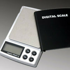 POCKET SIZE ELECTRONIC GOLD WEIGHING JEWELLERY SMALL Digital Kitchen MINI SCALES