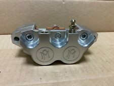 Performance Machine 4-Piston Rear Caliper 125x4RSPH Polished For Harley Davidson
