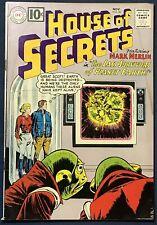 House Of Secrets #50  Nov 1961