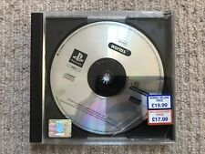 Worms - Sony Playstation PS1 NO FRONT INLAY UK PAL