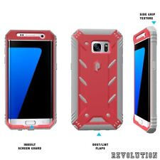 For Samsung Galaxy S7 Edge Rugged Case POETIC Revolution Shockproof TPU Cover PK