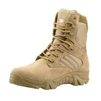 New Womens Military Tactical Combat Ankle Boots Cordura Desert Army Hiking Shoes