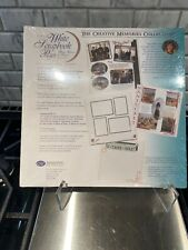 Creative Memories 12x12 White Scrapbook Pages  NEW
