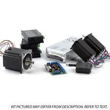 3-Axis NEMA23, 34 Sieg Kit (1x 906 oz/in, 2×570 oz/in, 3 Digital Drivers)