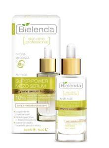 BIELENDA Skin Clinic Professional SUPER POWER MEZO ACTIVELY CORRECTING SERUM