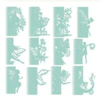 Fairy Lace Edge Metal Cutting Dies Stencils Scrapbooking Paper Card Embossing