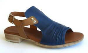 Paula Urban Slingback Sandal - Sunset Blue