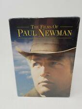 Paul Newman Dvd Box Set Verdict Hustler Butch Cassidy Sundance Kid New Sealed!
