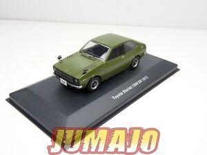 IXO17 voiture 1/43 IXO Civile : TOYOTA Scarlet 1200 SR 1973