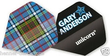 """6 Flights UNICORN """"Gary Anderson Star"""", Tartan - versandkostenfrei"""