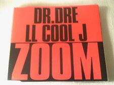 DR. DRE / LL COOL J - ZOOM - UK CD SINGLE