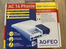 Agfeo AC 14 Phonie ISDN-Telefonanlage