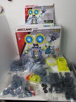 MECCANO MECCANOID G15 ROBOT >> MISC PARTS - MANUAL - SOME SEALED