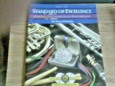 Standard of Excellence Enhanced Comprehensive Band Book 2 for Flute 2Cds