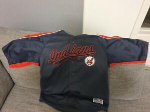 Cleveland Indians MLB Baseball Jersey