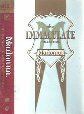 Madonna ‎The Immaculate Collection CASSETTE ALBUM Sire WX370C Synth-pop 1990