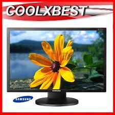 "SAMSUNG 22"" LCD FULL HD BUSINESS MONITOR DVI VGA USB HUB TILT ROTATE 2243BWPLUS"