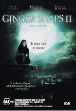 Ginger Snaps 2 - Unleashed (DVD, 2005)