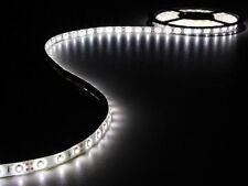 BANDE GUIRLANDE FLEXIBLE ETANCHE 180 LED BLANC FROID 3M + ALIMENTATION 12V