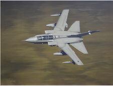 Panavia Tornado GR.4 RAF Jet Aviation Aircraft Plane Painting Art Print