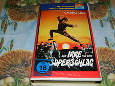 Chang Lee - Der Irre mit dem Superschlag - Toppic/Ocean VHS - Eastern - no DVD