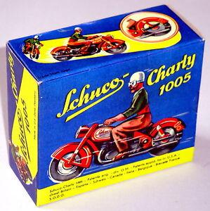 Reprobox für den Schuco Charly 1005