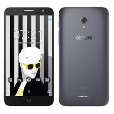 """⭐ ⭐ SMARTPHONE ALCATEL POP 4 PLUS 5.5"""" 5056X UV SLATE 16GB LTE 4G 1.5GB RAM ⭐ ⭐"""