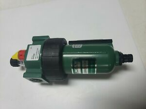 """Lincoln Compressed Air Lubricator 1/2"""" NPT  600208P 250 PSI 175f Max USA MADE"""