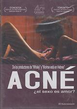 DVD - Acne NEW El Sexo Es Amor Federico Vierjo FAST SHIPPING !