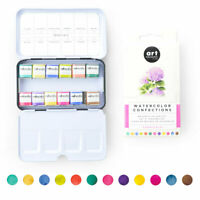 Prima Marketing Watercolor Confections 12 Pan Watercolor Set - Tropicals
