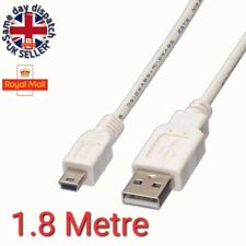Replacement USB Data sync Cable lead for Canon camera IXUS series