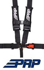 PRP Suspension Seat 5 Point 5.3 Safety Harness Belt - Black for RZR & Universal