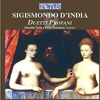 Giovanni Caruso - D'India: Duetti profani [CD]
