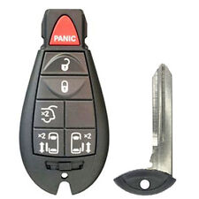 New Uncut Town Country Caravan Replacement Fobik Key Fob Keyless Remote Clicker