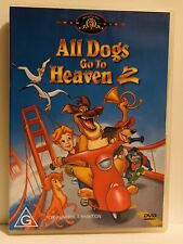 All Dogs Go To Heaven 2 (DVD, 1996) Region 4 PAL | Free Postage