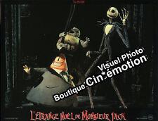 Photo Cinéma 22x28cm (1993) L'ÉTRANGE NOËL DE MONSIEUR JACK Burton NEUVE b