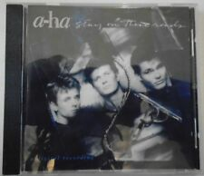 A HA - Stay On These Roads ~ CD ALBUM