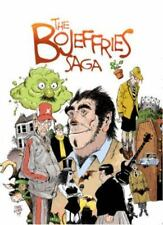 The Bojeffries Saga by Alan Moore & Steve Parkhouse TPB GN Monsters w/Brit Humor