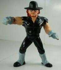 WWF WWE Hasbro The Undertaker 1 Wrestling action figure 1990 Loose Complete!